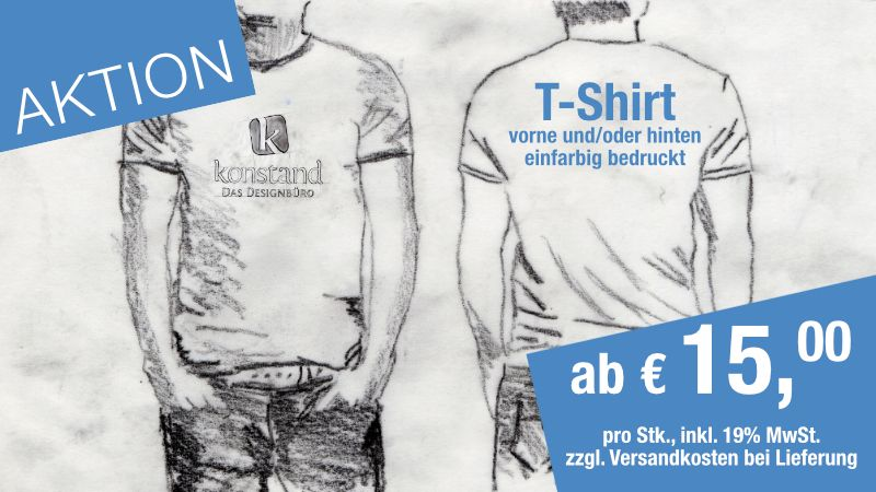 Aktuelle Aktion - Shirts